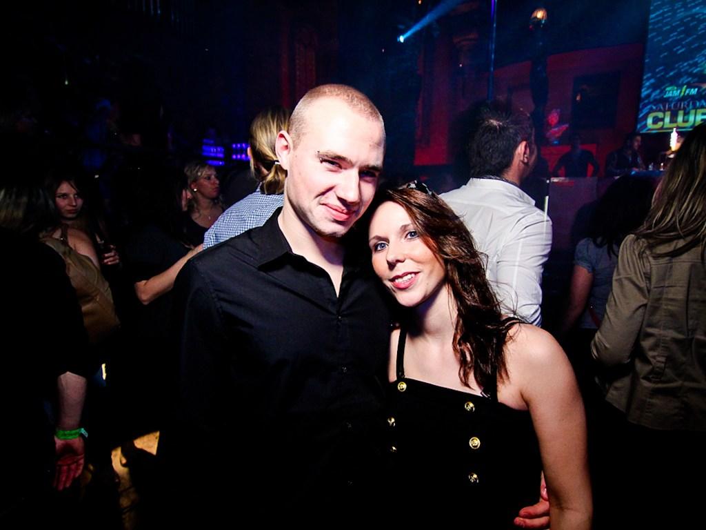 Partyfoto #50 Adagio 14.01.2012 JAM FM Saturday Club Vol. I