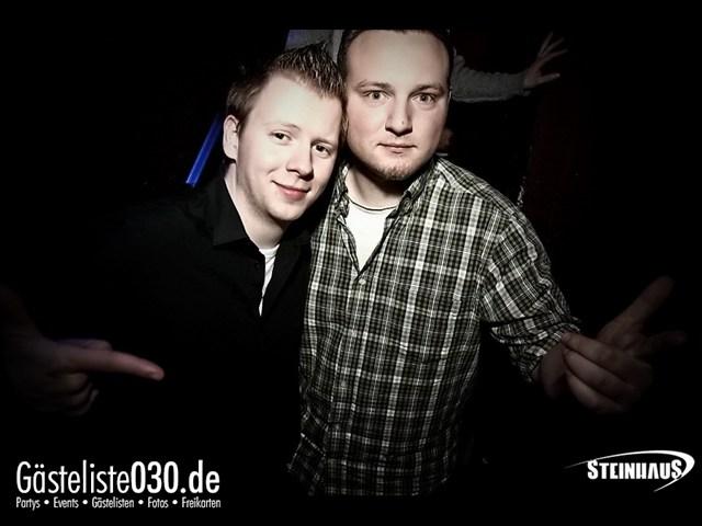 https://www.gaesteliste030.de/Partyfoto #66 Steinhaus Berlin vom 20.04.2012