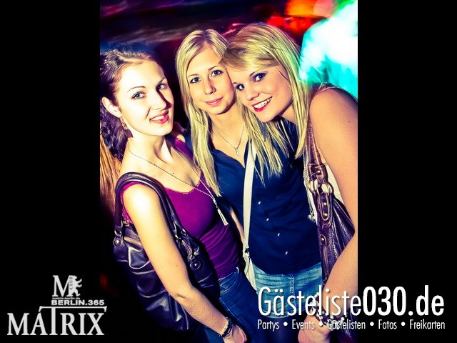 https://www.gaesteliste030.de/Partyfoto #9 Matrix Berlin vom 09.03.2012