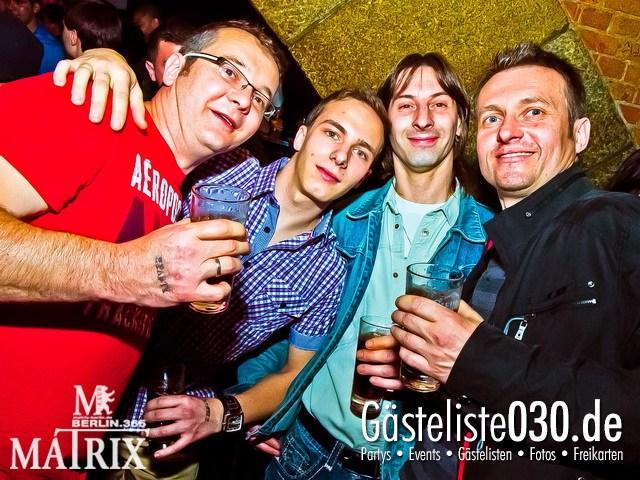 https://www.gaesteliste030.de/Partyfoto #60 Matrix Berlin vom 20.04.2012