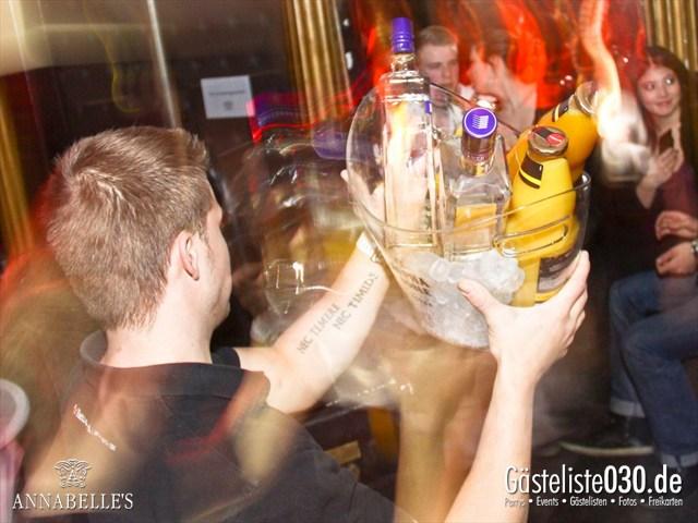 https://www.gaesteliste030.de/Partyfoto #65 Annabelle's Berlin vom 08.04.2012