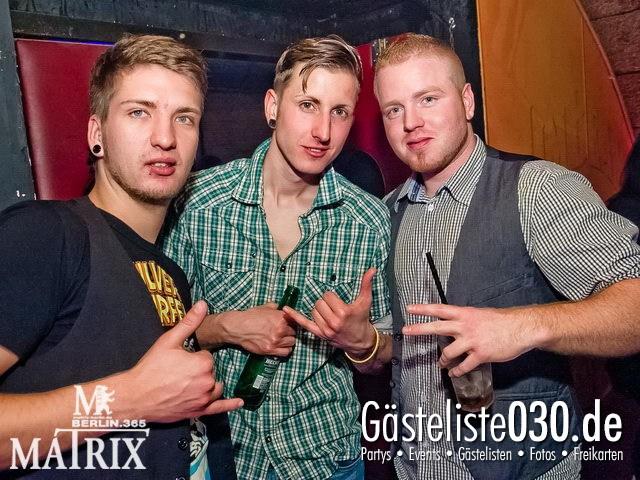 https://www.gaesteliste030.de/Partyfoto #62 Matrix Berlin vom 24.03.2012