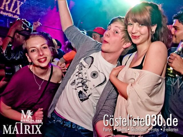 https://www.gaesteliste030.de/Partyfoto #146 Matrix Berlin vom 11.04.2012