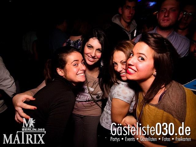 https://www.gaesteliste030.de/Partyfoto #83 Matrix Berlin vom 05.01.2012