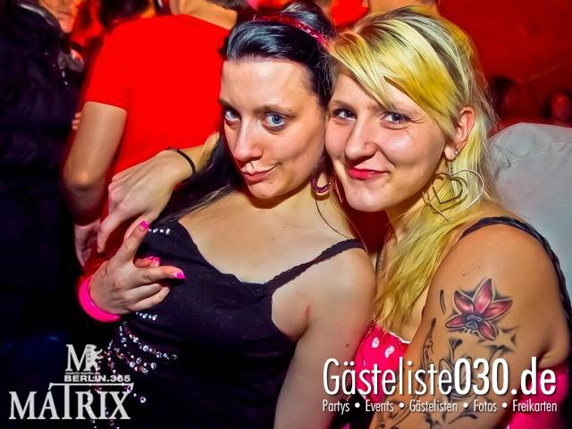 https://www.gaesteliste030.de/Partyfoto #41 Matrix Berlin vom 13.01.2012