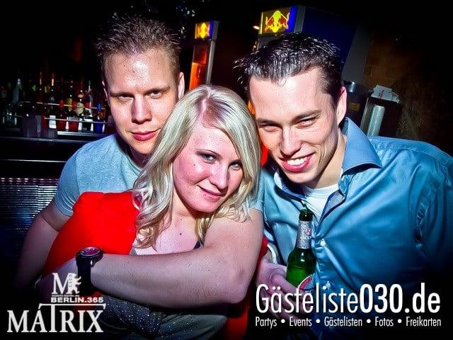 https://www.gaesteliste030.de/Partyfoto #107 Matrix Berlin vom 31.03.2012