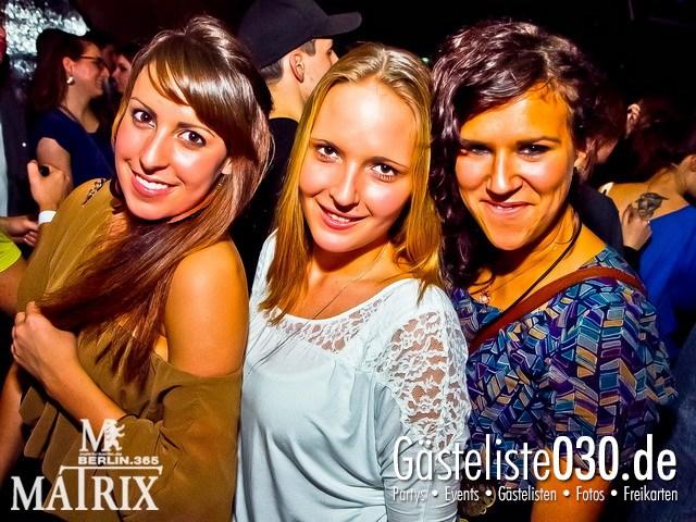 https://www.gaesteliste030.de/Partyfoto #52 Matrix Berlin vom 09.03.2012