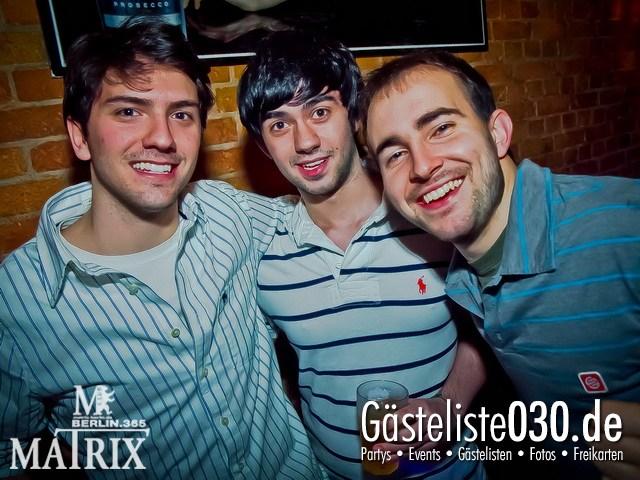 https://www.gaesteliste030.de/Partyfoto #69 Matrix Berlin vom 25.01.2012