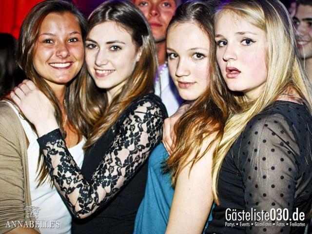 https://www.gaesteliste030.de/Partyfoto #1 Annabelle's Berlin vom 13.04.2012