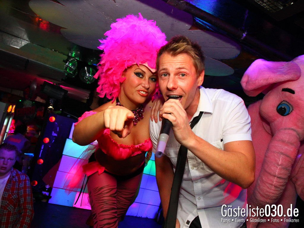 Partyfoto #50 Q-Dorf 16.03.2012 Pink!