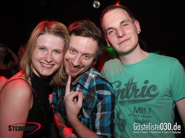 https://www.gaesteliste030.de/Partyfoto #56 Steinhaus Berlin vom 09.03.2012