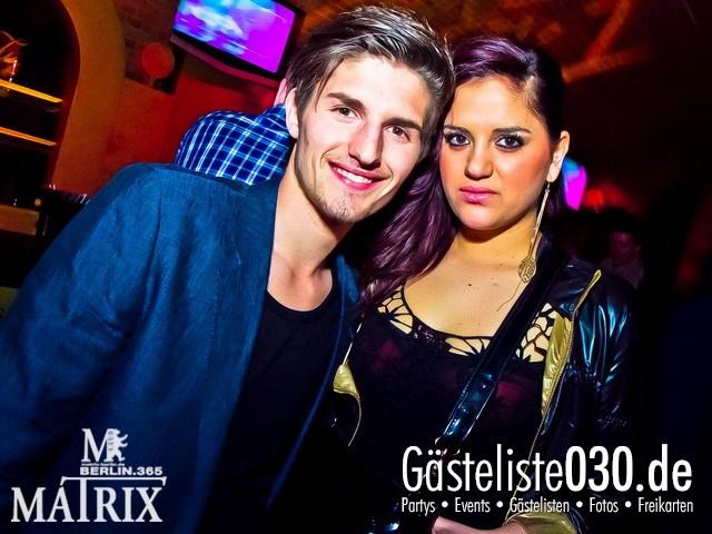 https://www.gaesteliste030.de/Partyfoto #27 Matrix Berlin vom 19.04.2012