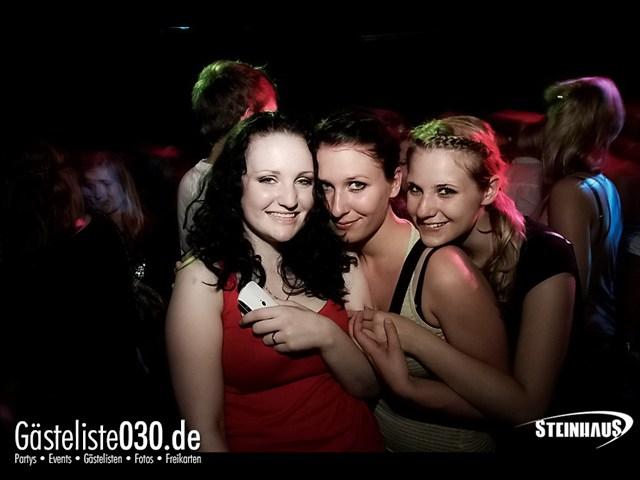 https://www.gaesteliste030.de/Partyfoto #46 Steinhaus Berlin vom 11.05.2012