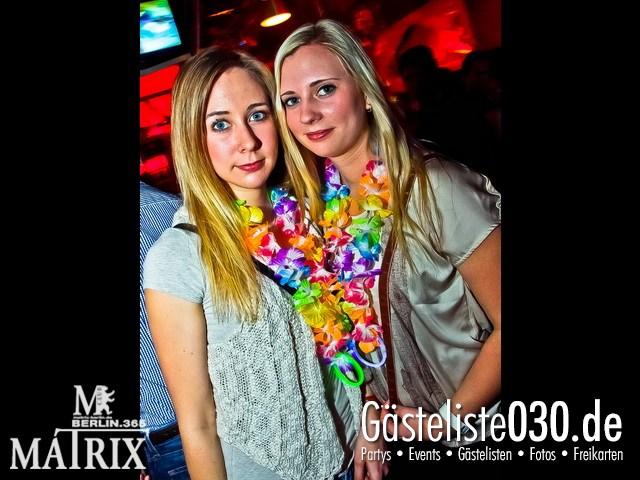 https://www.gaesteliste030.de/Partyfoto #97 Matrix Berlin vom 06.04.2012