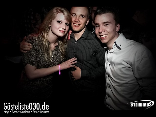 https://www.gaesteliste030.de/Partyfoto #54 Steinhaus Berlin vom 20.04.2012