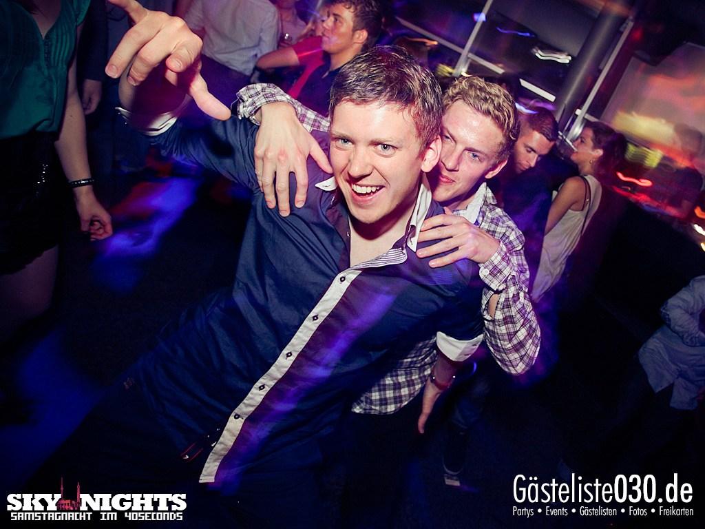 Partyfoto #50 40seconds 12.05.2012 SkyNights meets Benoble