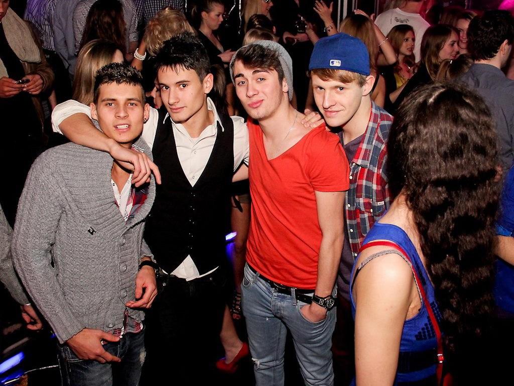 Partyfoto #50 Maxxim 06.01.2012 Goldkind