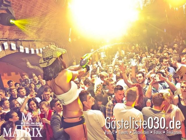 https://www.gaesteliste030.de/Partyfoto #13 Matrix Berlin vom 06.04.2012