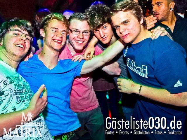 https://www.gaesteliste030.de/Partyfoto #73 Matrix Berlin vom 05.04.2012