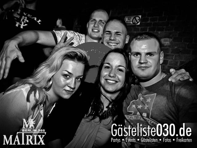 https://www.gaesteliste030.de/Partyfoto #61 Matrix Berlin vom 28.04.2012