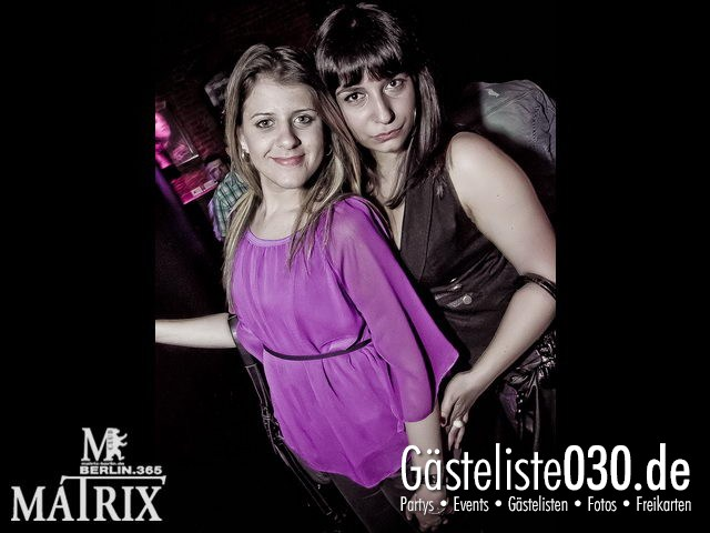 https://www.gaesteliste030.de/Partyfoto #71 Matrix Berlin vom 25.04.2012