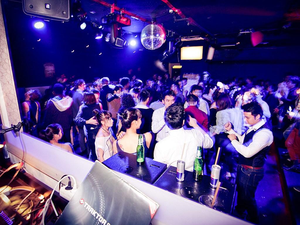 Partyfoto #49 Club R8 10.12.2011 Ikasu