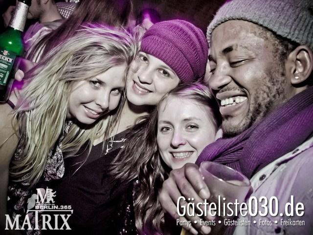 https://www.gaesteliste030.de/Partyfoto #2 Matrix Berlin vom 19.01.2012