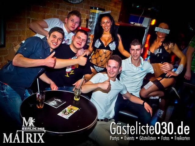 https://www.gaesteliste030.de/Partyfoto #106 Matrix Berlin vom 13.04.2012