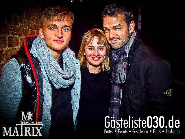 https://www.gaesteliste030.de/Partyfoto #44 Matrix Berlin vom 24.10.2011