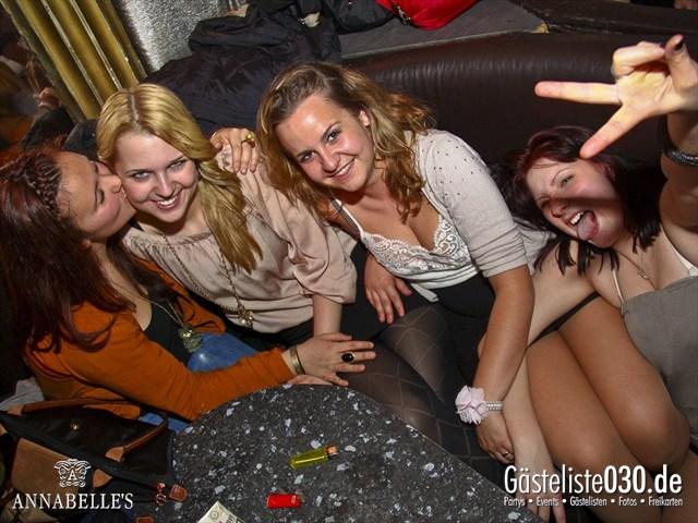 https://www.gaesteliste030.de/Partyfoto #130 Annabelle's Berlin vom 11.04.2012