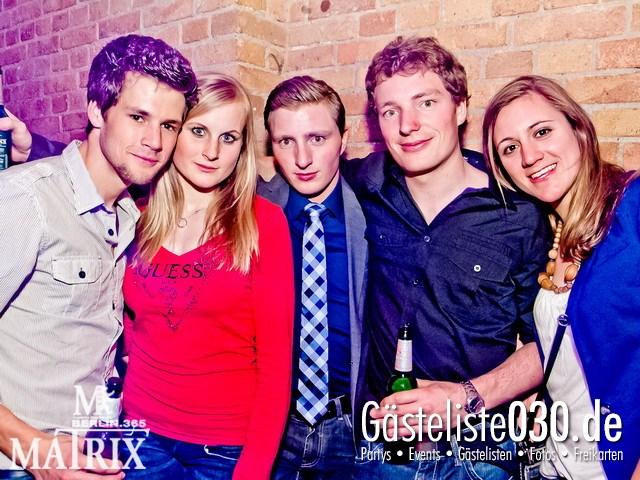 https://www.gaesteliste030.de/Partyfoto #64 Matrix Berlin vom 04.04.2012