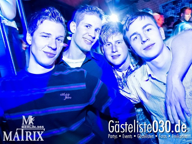 https://www.gaesteliste030.de/Partyfoto #108 Matrix Berlin vom 06.01.2012