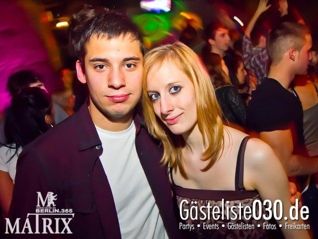 https://www.gaesteliste030.de/Partyfoto #6 Matrix Berlin vom 14.01.2012