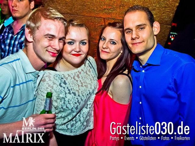 https://www.gaesteliste030.de/Partyfoto #137 Matrix Berlin vom 13.04.2012