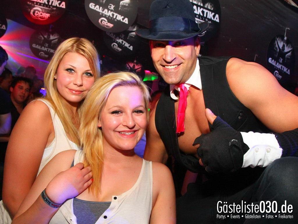 Partyfoto #49 Q-Dorf 07.04.2012 Galaktika