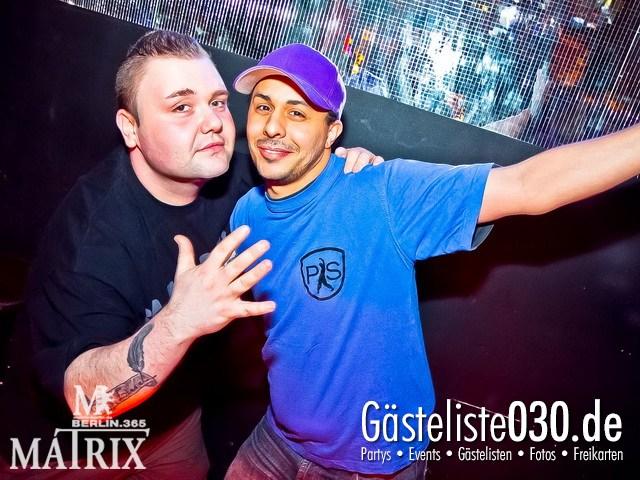 https://www.gaesteliste030.de/Partyfoto #27 Matrix Berlin vom 27.01.2012