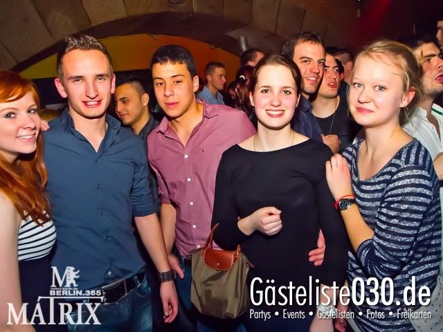 https://www.gaesteliste030.de/Partyfoto #27 Matrix Berlin vom 13.01.2012