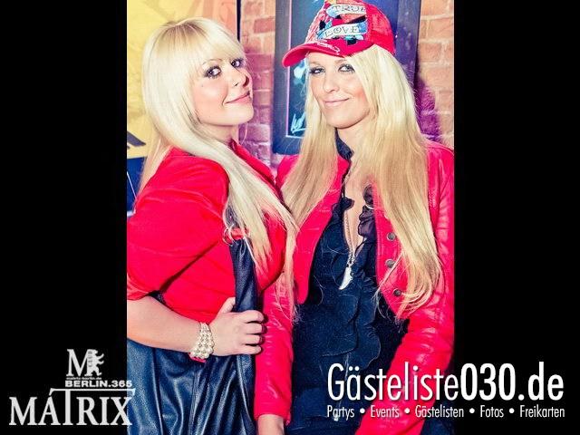 https://www.gaesteliste030.de/Partyfoto #87 Matrix Berlin vom 24.03.2012