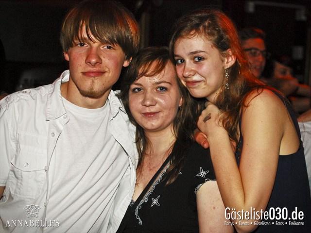 https://www.gaesteliste030.de/Partyfoto #61 Annabelle's Berlin vom 13.04.2012