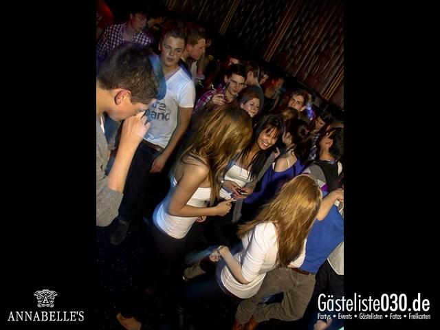 https://www.gaesteliste030.de/Partyfoto #80 Annabelle's Berlin vom 09.04.2012