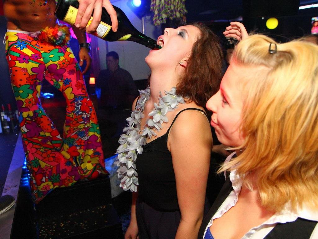 Partyfoto #50 Q-Dorf 17.02.2012 Freaky Karneval