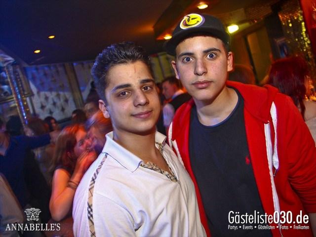 https://www.gaesteliste030.de/Partyfoto #115 Annabelle's Berlin vom 11.04.2012