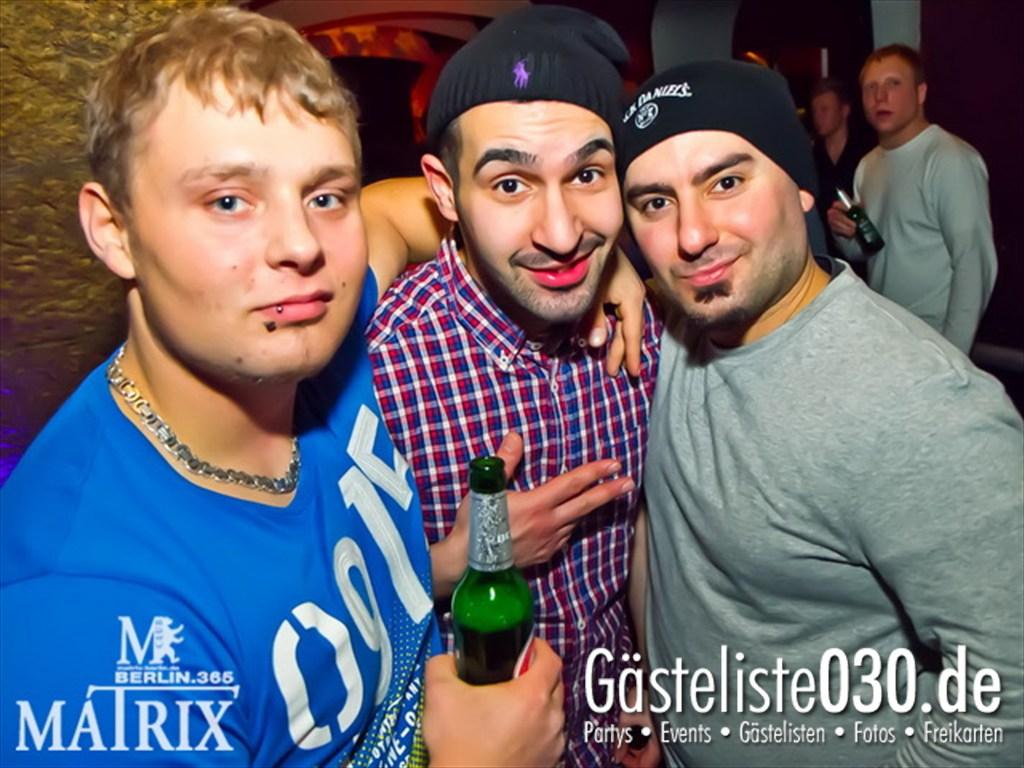 Partyfoto #49 Matrix 03.03.2012 Fruity!