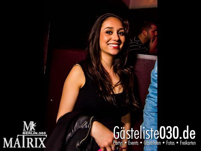 https://www.gaesteliste030.de/Partyfoto #29 Matrix Berlin vom 16.05.2012