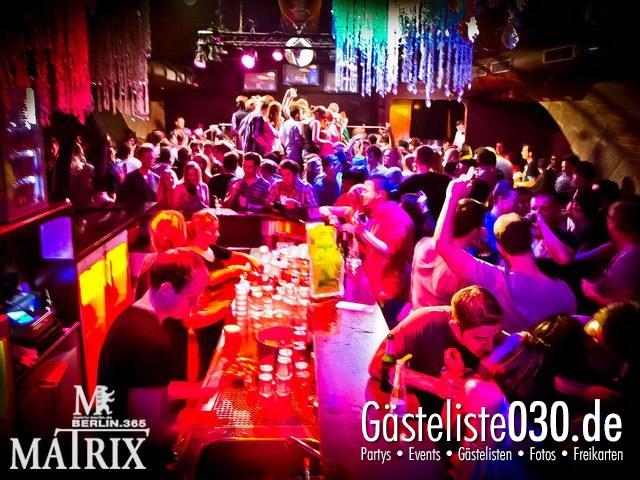 https://www.gaesteliste030.de/Partyfoto #57 Matrix Berlin vom 10.05.2012