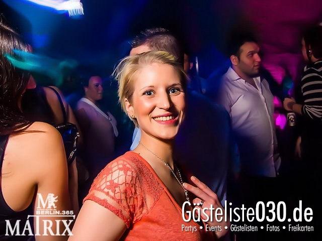 https://www.gaesteliste030.de/Partyfoto #41 Matrix Berlin vom 16.05.2012