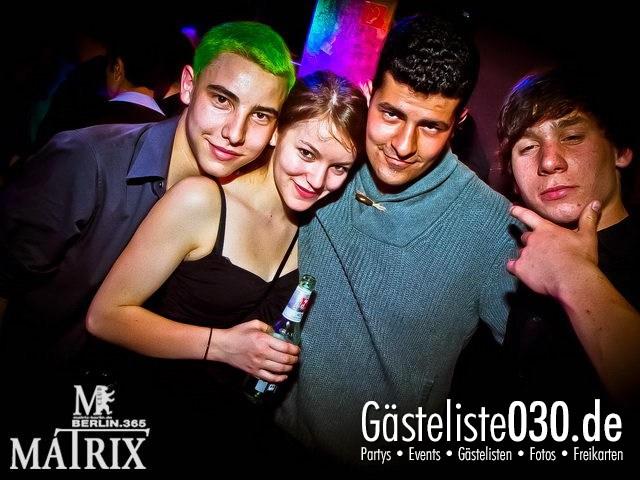 https://www.gaesteliste030.de/Partyfoto #25 Matrix Berlin vom 10.05.2012