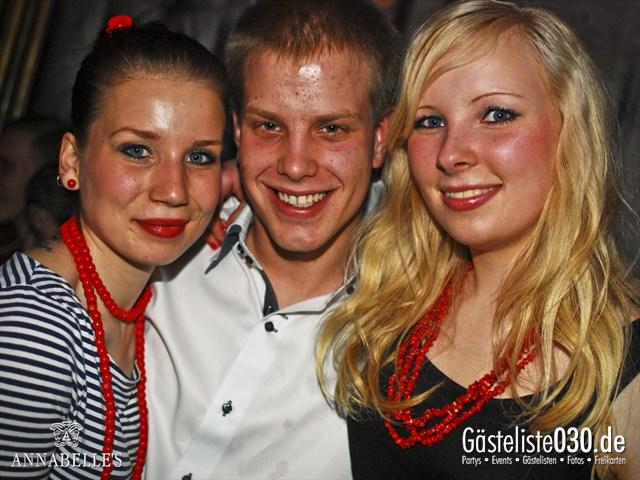 https://www.gaesteliste030.de/Partyfoto #41 Annabelle's Berlin vom 13.04.2012
