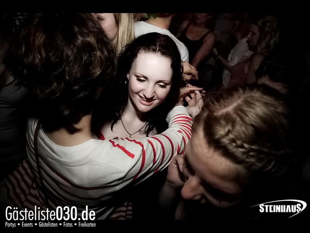 Partyfoto #48 Steinhaus 11.05.2012 Friday Night Club