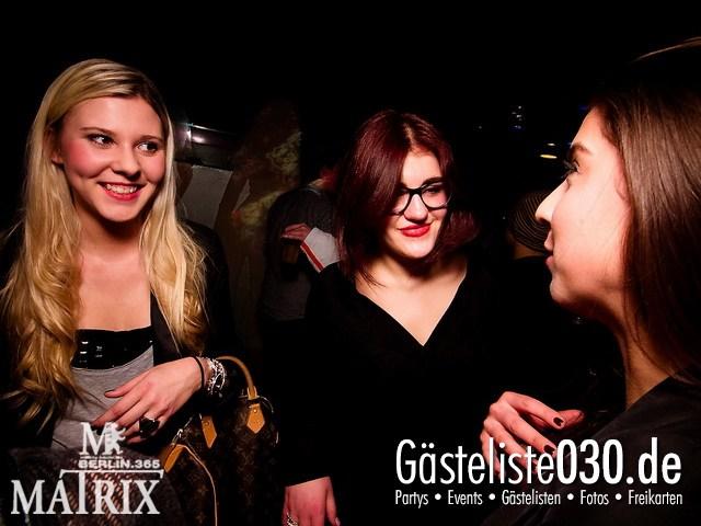 https://www.gaesteliste030.de/Partyfoto #36 Matrix Berlin vom 05.01.2012